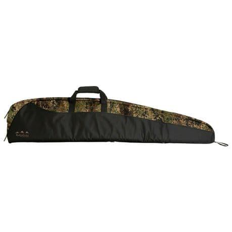 "Ridgeline Classic Scoped Rifle Air Gun Bag Slip Case CAMO 48"" 52"" Sling Handles"